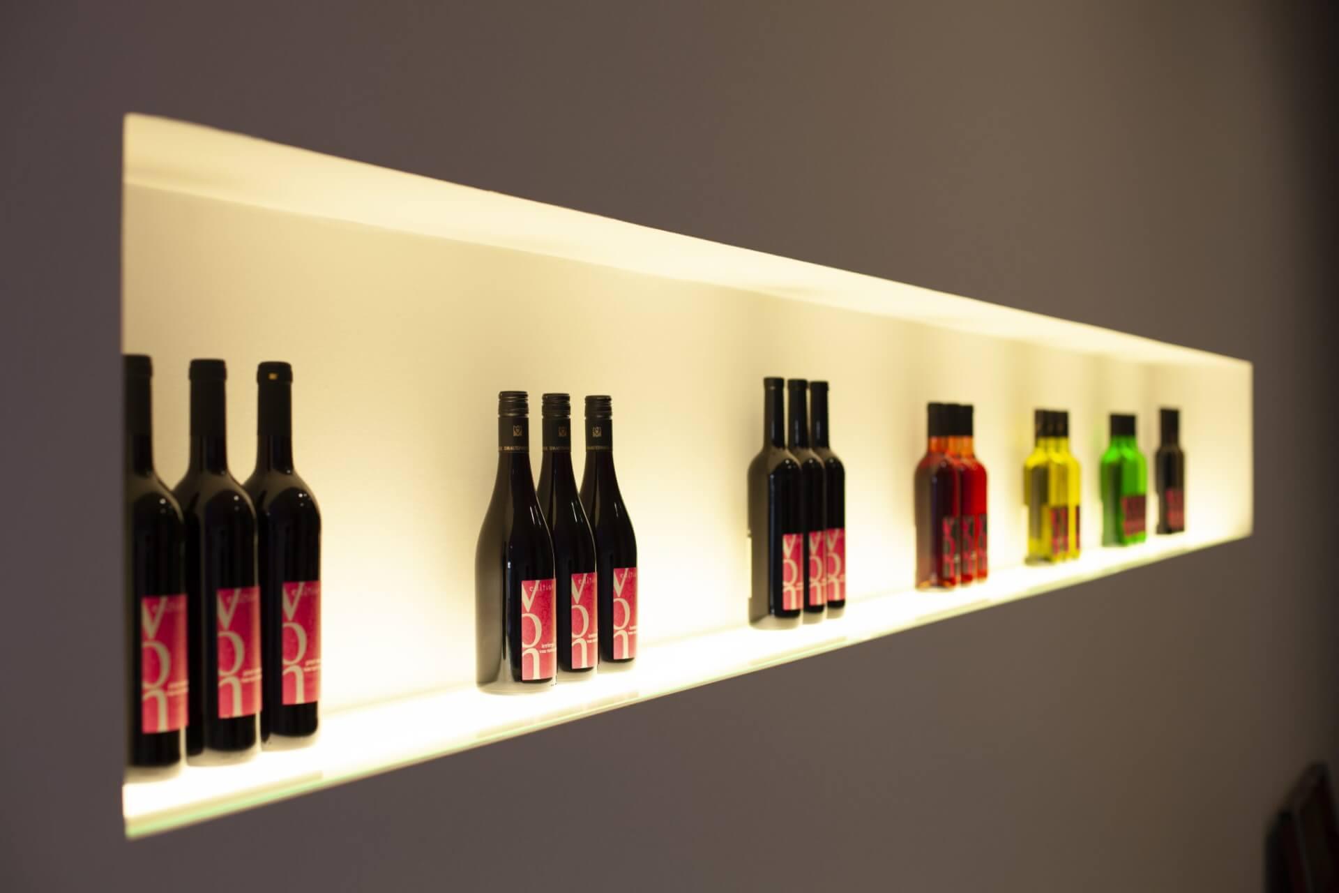 Umbau Hunfeld Wein in Wiefelstede