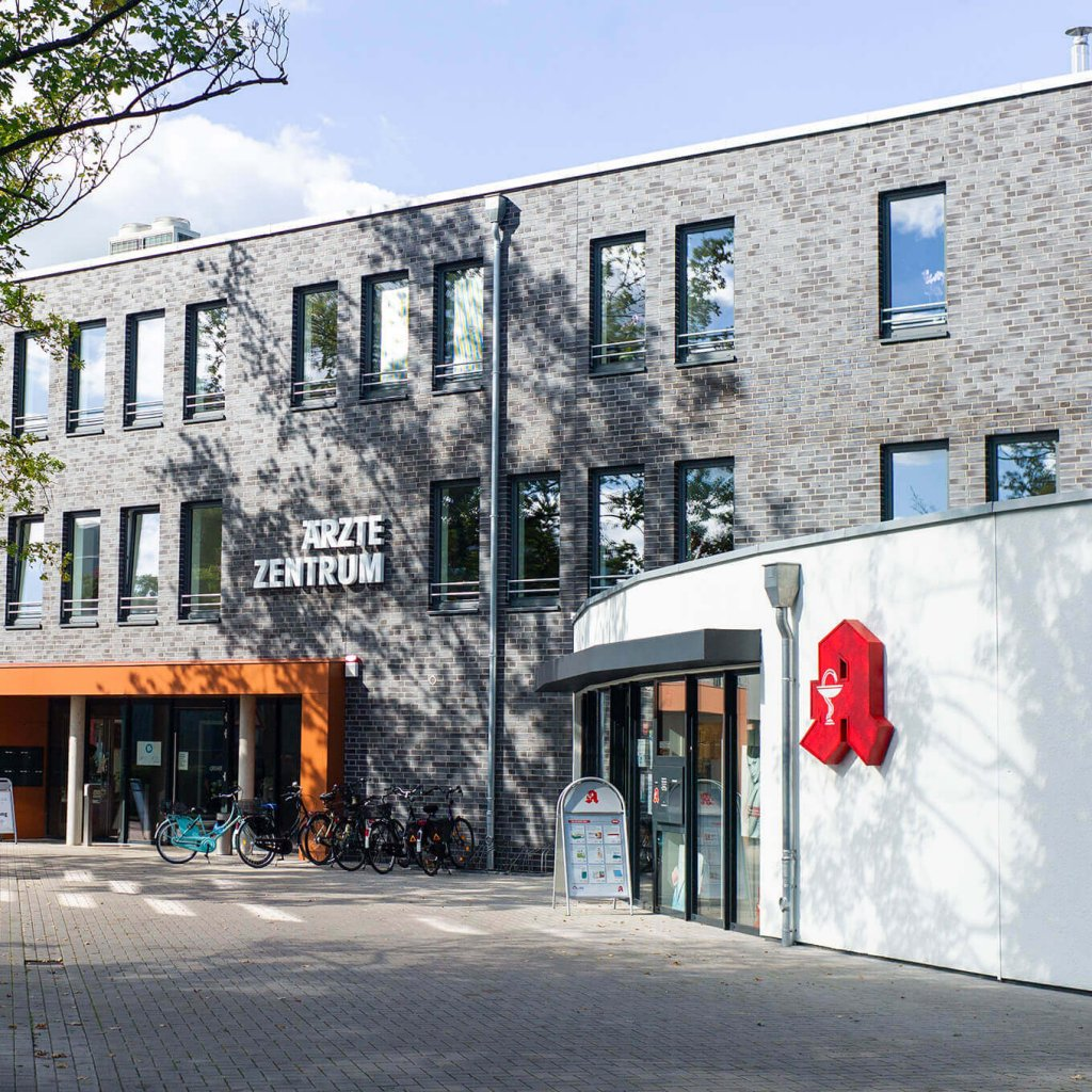 Neubau eines Ärztehauses in Wiefelstede